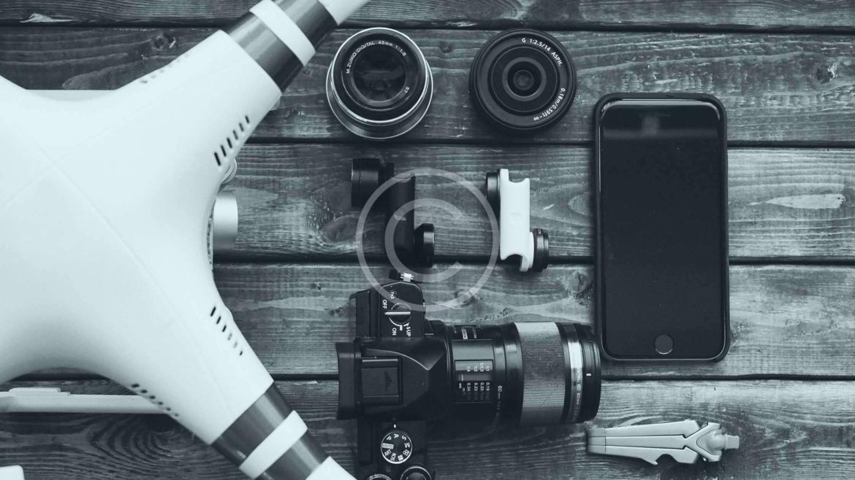 Drone Cameras & Lenses
